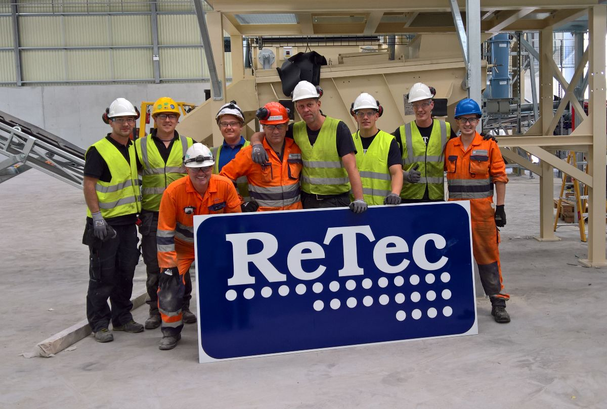 News from ReTec